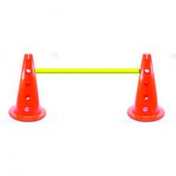 Barreira com cones
