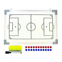 Quadro tático futebol 90x60