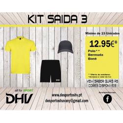Kit Saída 3