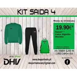 Kit Saída 4