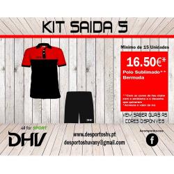 Kit Saída 5