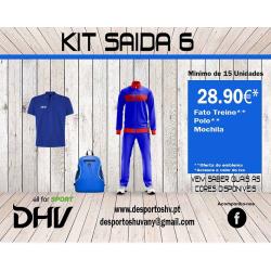 Kit Saída 6