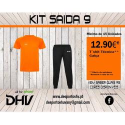 Kit Saída 9