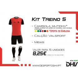 Kit Treino 2